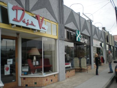 Furniture  Login on Retail Vacancy On Retro Row In Long Beach   Shoppersmap