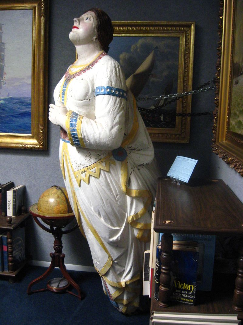 AntiqueFigurehead
