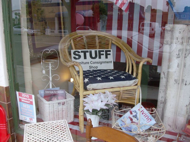 STUFF Furniture Consignment Shop 002