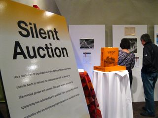 Modernism2011_SilentAuction