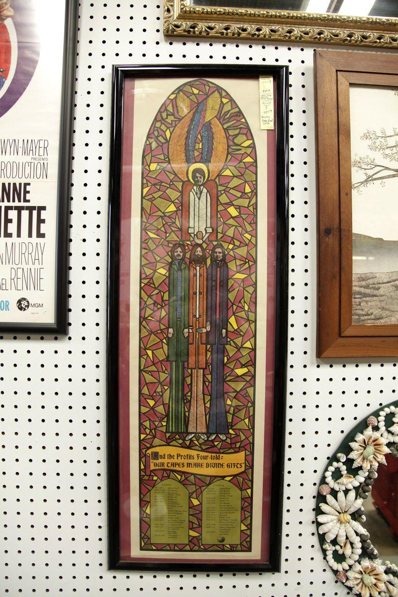 Beatles_mosaic_poster