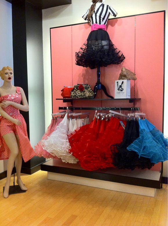 Bettie Page Opens New Store In Santa Barbara