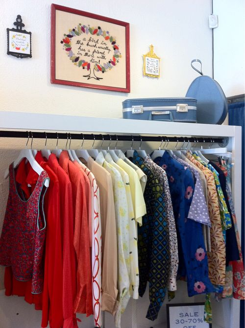 Blu Button on 4th Street Gets A Vintage Makeover