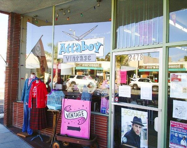 Storefront Attaboy 2012